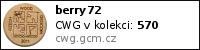CWG Kolekce - berry72