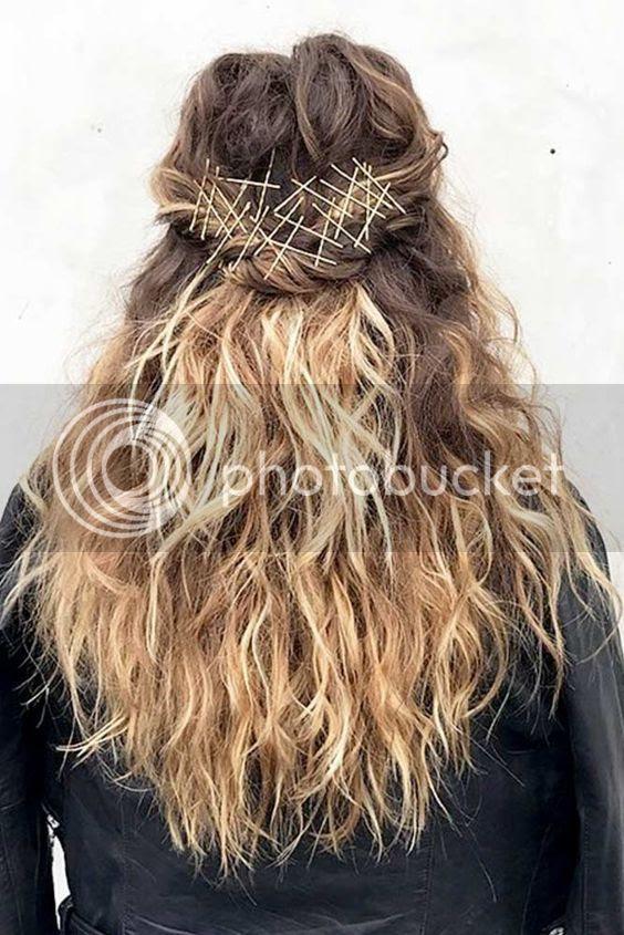 12 Bobby Pin Hairstyles You Need to Say Goodbye to Boring Hair