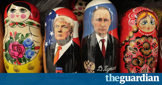 The story of the week is Trump, Russia and the FBI. The rest is a distraction | Opinion | The Guardian