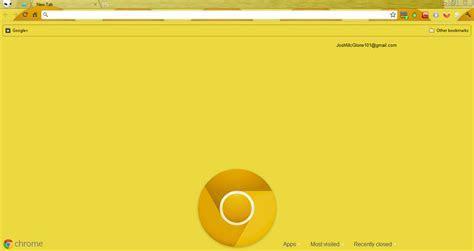 Google Chrome Canary Yellow by Josh101FM on DeviantArt