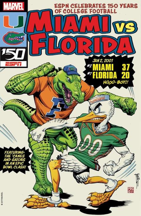 Buy Marvel Comics College Football