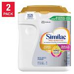 Similac Pro-Sensitive HMO Infant Formula 2-count / 34 oz