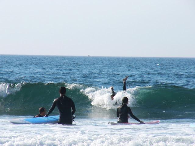 sesión del 24 de abril del 2007 - sopelana - surf