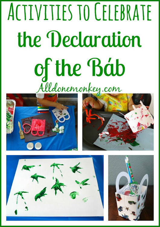 Activities to Celebrate the Declaration of the Bab