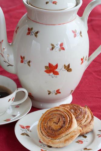 Cinnamon rolls / Kaneelirullid