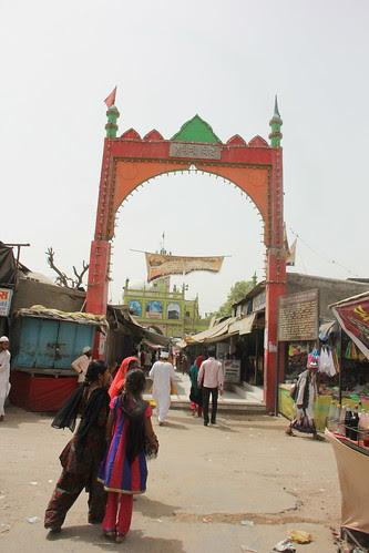 Hussaini Gate Dargah of Hazrat Syed Ali Mira Datar Unava Gujrat by firoze shakir photographerno1