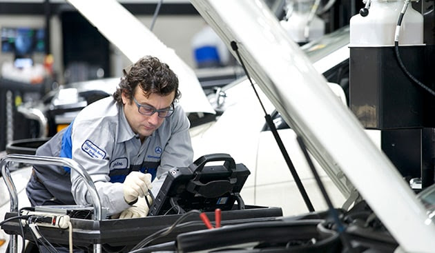 A Service & B Service Visits Explained at Mercedes-Benz of ...