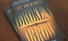 The Goldsboro Broken Arrow by Joel Dobson