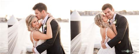 Balboa Bay Resort Newport Beach Wedding   Hilary and David