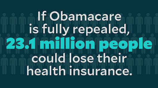 These numbers on the impact of killing off Obamacare are brutal
