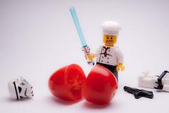 Jedi master chef