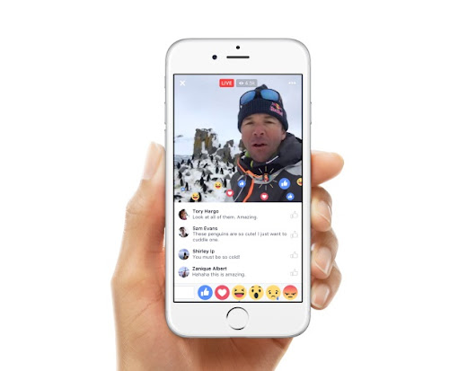 Here's How to Use Facebook Live on a Page