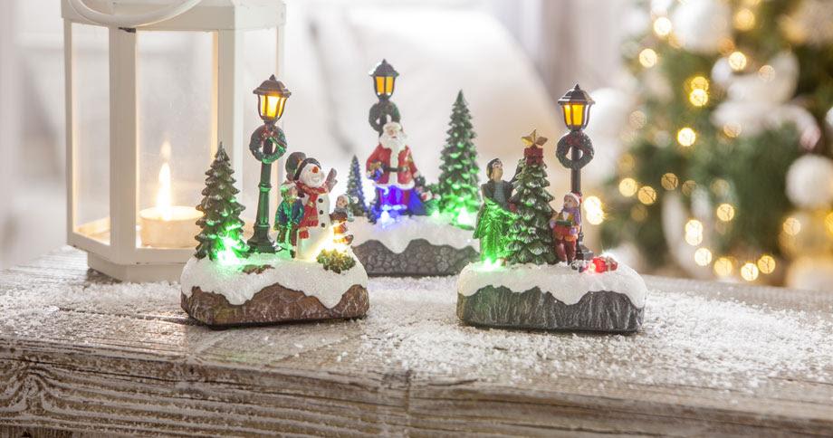 Ciudades De Navidad Leroy Merlin