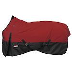 Waterproof Poly Turnout Blanket Med/Heavy 78 Inch, Plum