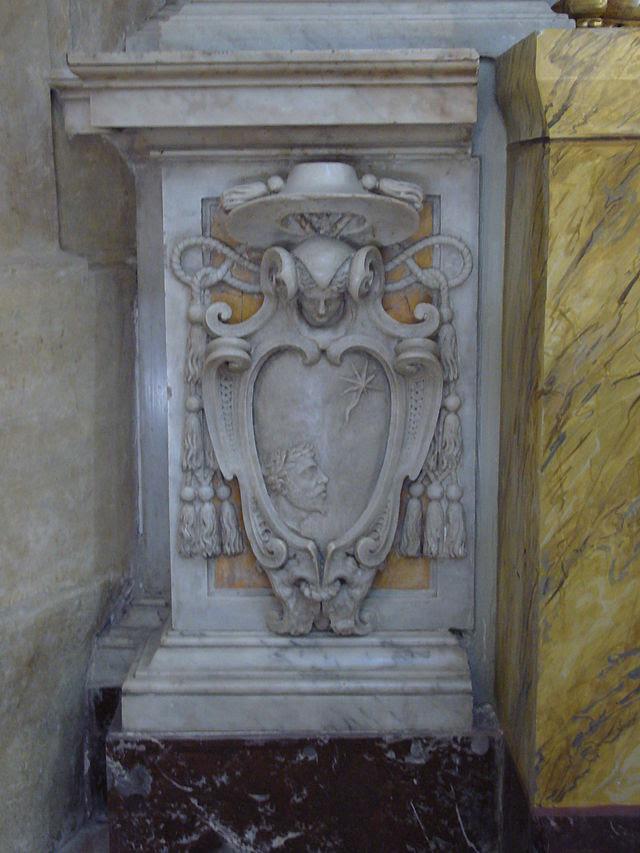 S Angelo - Caterina dei Funari s - CAPP Canuto Canuto stemma 1050538.JPG