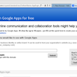 Use Google App Engine to Get Google Apps for Your Domain for Free