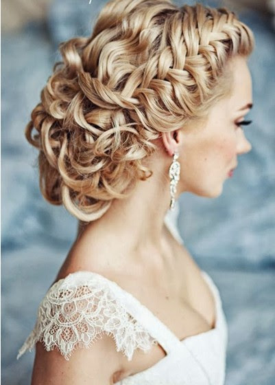 Fantastic Braided  Updo Hairstyles  for 2014 Pretty Designs