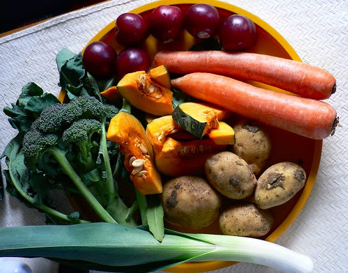 Vegetarians have higher levels of AGEs than meat-eaters.