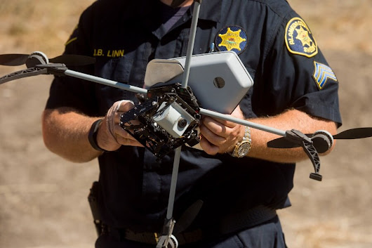 North Dakota becomes first state to legalize weaponized police drones