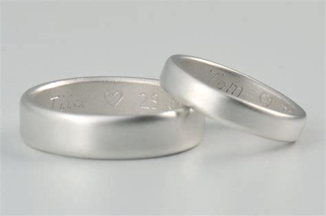 Are Silver Wedding Rings A Viable Investment For You