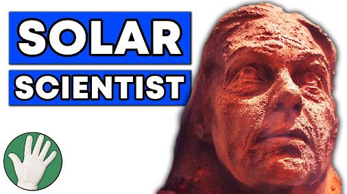 Solar Scientist – Objectivity #41