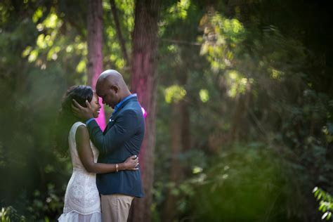 Loise & Daniel :: Karura Forest Kenyan Engagement Photography