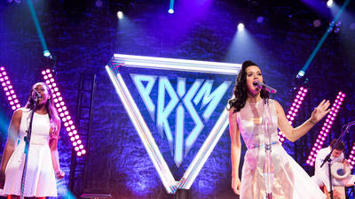 Katy Perry opens Clear Channel's iHeartRadio Theater Los Angeles  -