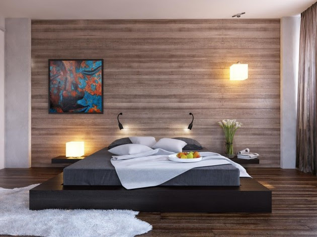 Wall Design Ideas With Wood