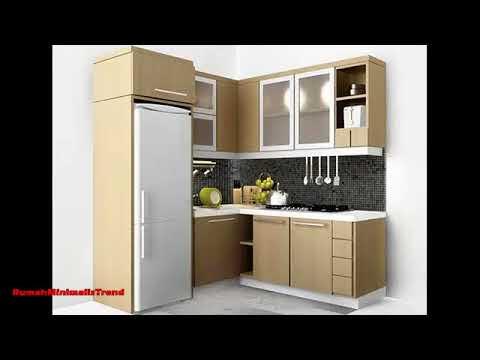 Dekorasi Desain Dapur 2 X 3 Meter Terbaru