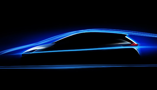 2018 Nissan Leaf teaser: electric car will 'amaze your senses'