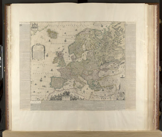 Picturing Places and the Klencke Atlas