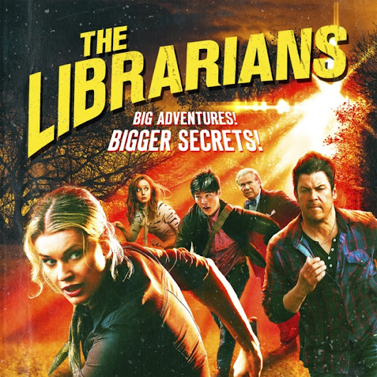 The Librarians, Season 4