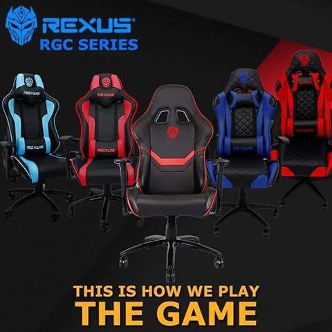 Kursi Gaming Murah: Rexus RG C103 | Berita Hari Ini ...