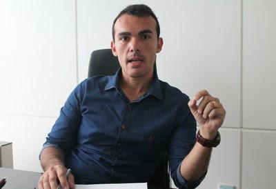 Geraldo Neto, Salgueiro (Foto: Emerson Rocha)