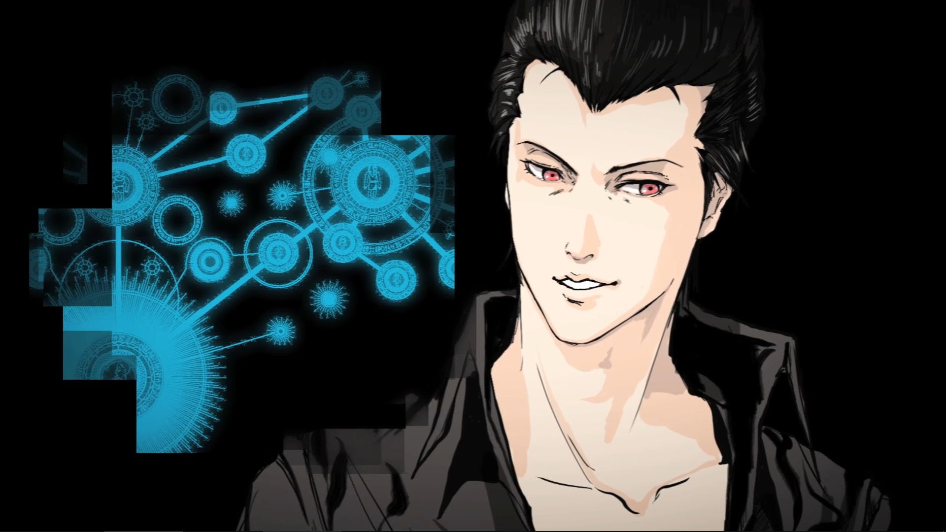 El Shaddai spiritual successor, The Lost Child, announced screenshot