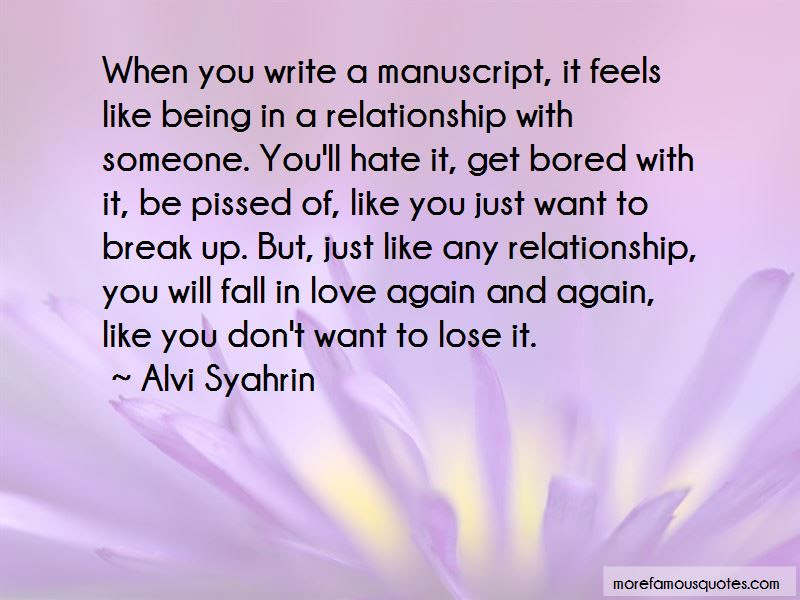 Alvi Syahrin Quotes Top 7 Famous Quotes By Alvi Syahrin
