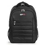 Mobile Edge MEBPSP1 17 in. SmartPack Laptop Backpack - Mac Black
