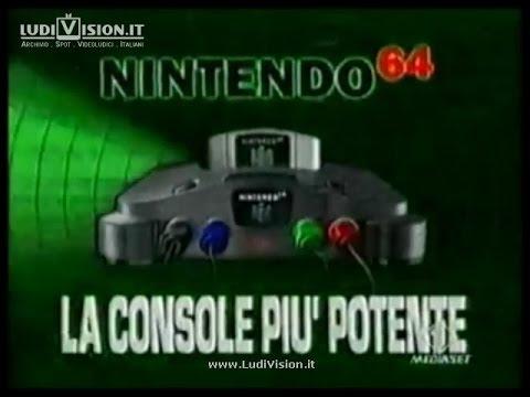 Nintendo 64 - Apri gli occhi (1997)