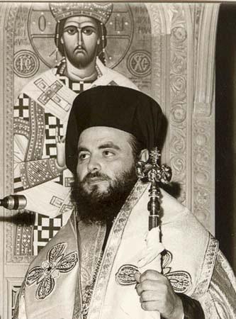 Αποτέλεσμα εικόνας για χριστοδουλοσ αρχιεπισκοποσ φωτογραφιες δημητριαδοσ