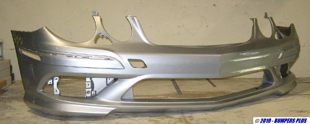 2007-2009 Mercedes Benz E350 w/AMG Styling Pkg; w/Headlamp ...