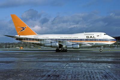 Suid-Afrikaanse Lugdiens (South African Airways) Boeing 747SP-44 ZS-SPA (msn 21132) ZRH (Rolf Wallner). Image: 913581.