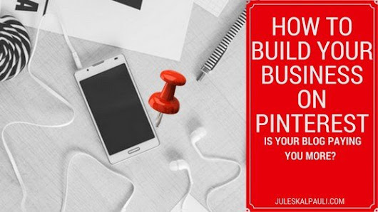 Online Marketing Tips - 4 steps Build your Business on Pinterest like a Pro!
