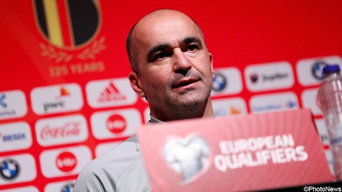 Bondscoach Roberto Martinez maakt EK-selectie op 17 mei bekend