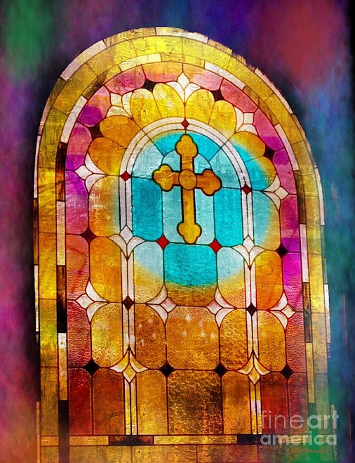 New photographic artwork on products at my FAA store! #FAA #FineartAmerica #StainedGlass #StainedGlassWindow...