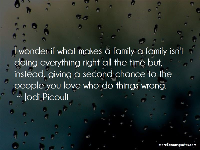Quotes About Giving Me A Second Chance Top 14 Giving Me A Second