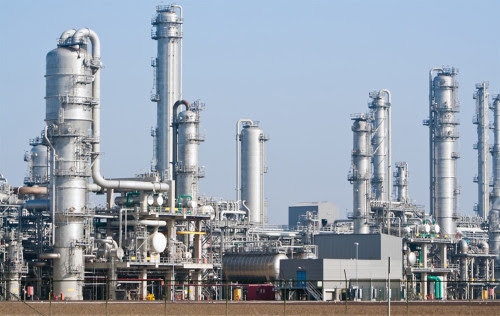 EPC Crude Oil and Gas Refining Process Saudi Arabia, UAE