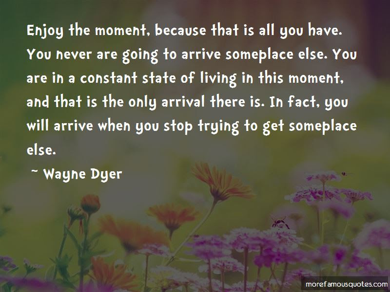 Quotes About Living In This Moment Top 35 Living In This Moment