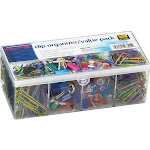 Officemate Clip Organizer, Value Pack