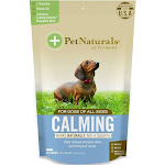 Pet Naturals of Vermont Calming for Dogs - 30 Chews