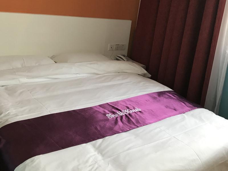 Shell Wuxi Xinming Road Guangyixingyuan Hotel Discount